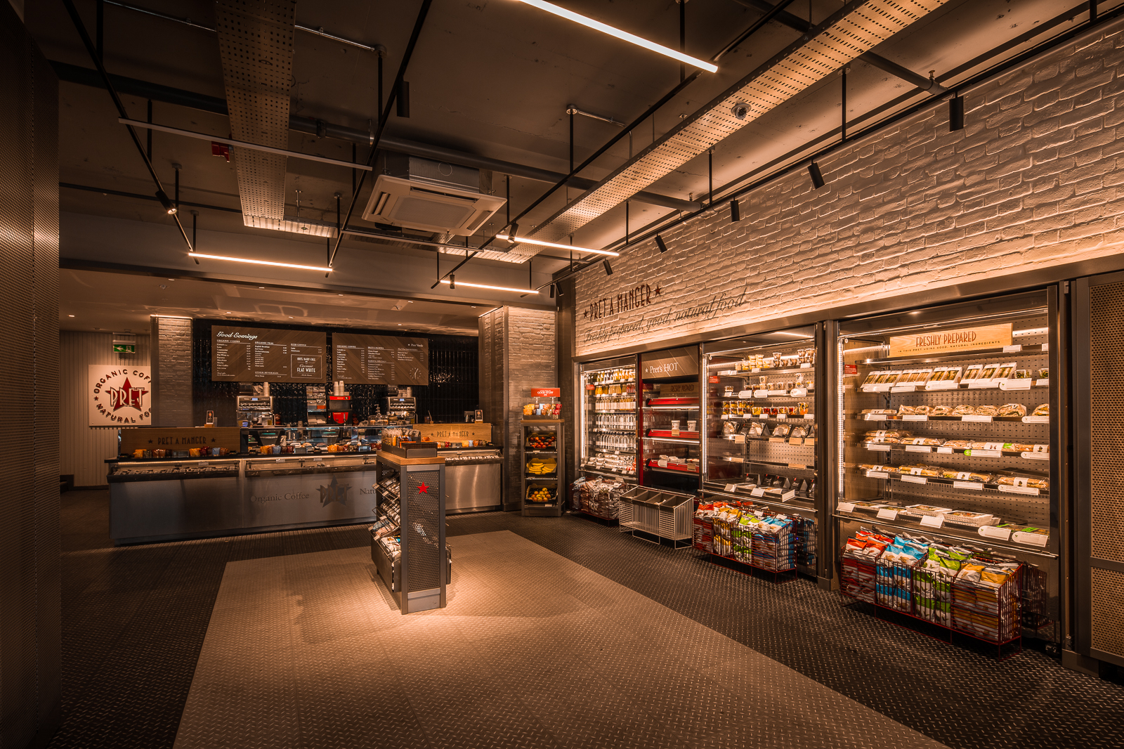 Pret A Manger New Concept Light Iq